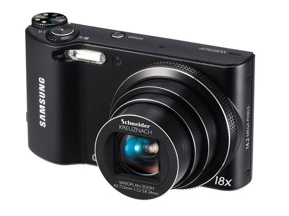 Samsung WB150F .