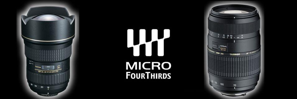 Mer satsning på Micro Four-Thirds