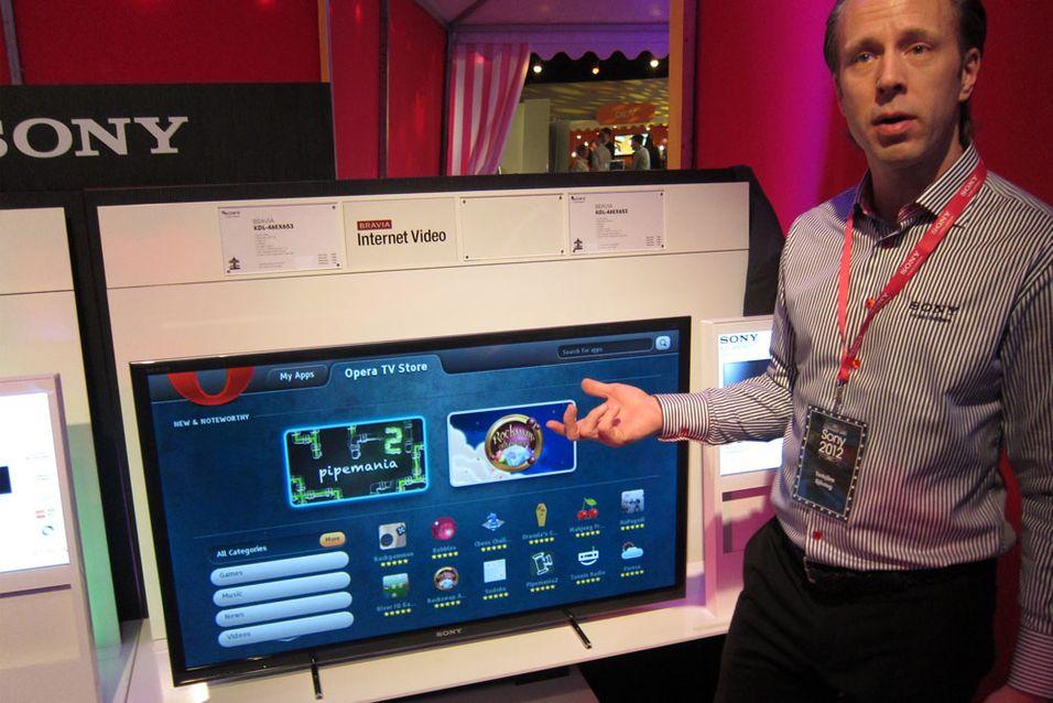 Slik er Sonys nye Bravia-TV-er