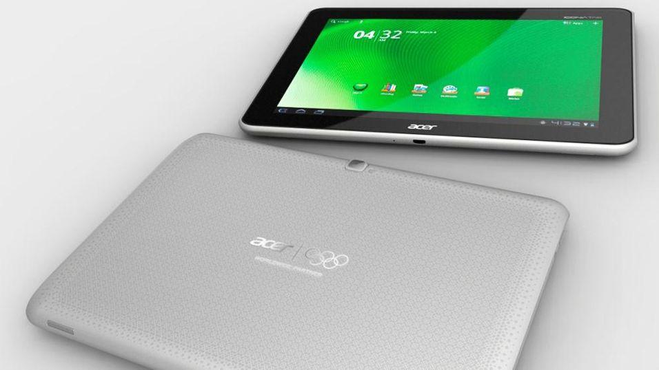 Acers Tegra 3-nettbrett snart til Norge