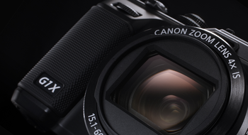 Canon PowerShot G1 X Canons svar på mFT