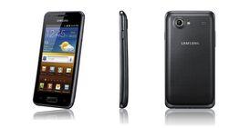 Samsung Galaxy S Advance.