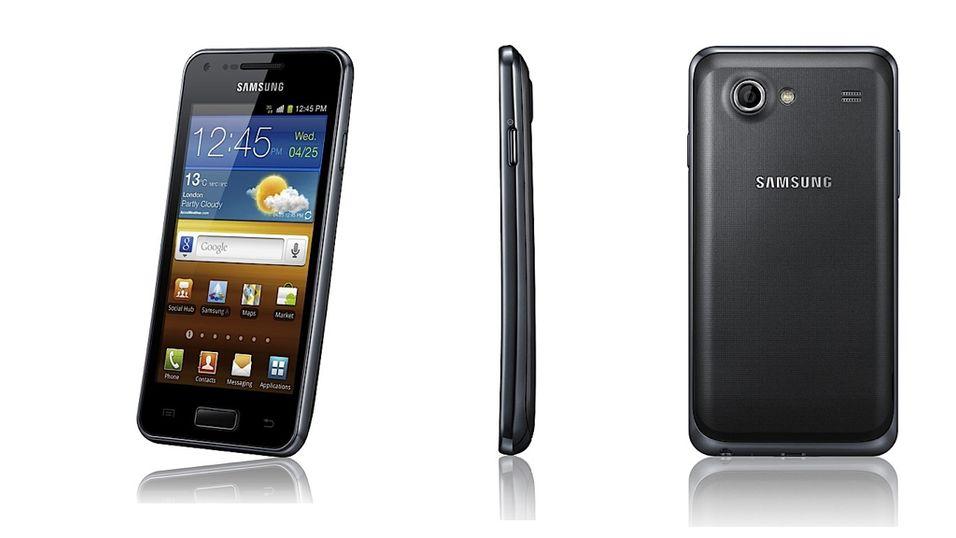 Rimelig og rask mobil fra Samsung