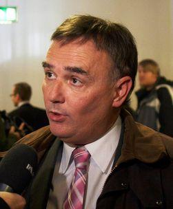 Carl Lundströms advokat Per E Samuelsson er skuffet, men ikke overrasket over avgjørelsen.