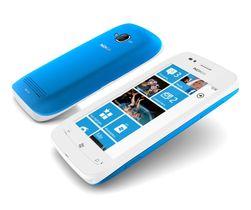 Lumia 710 er enda en splitter ny Windows Phone-modell fra Nokia.
