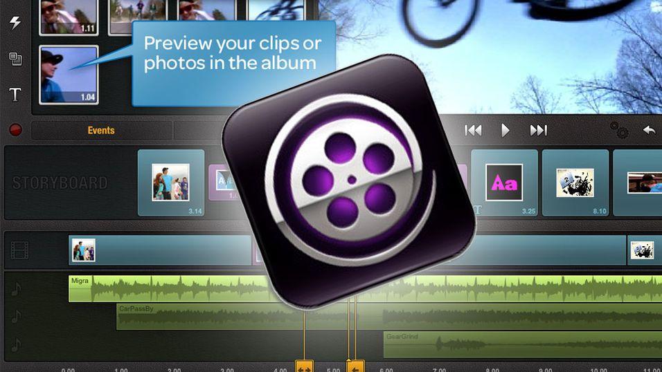 Avid lansert til iPad