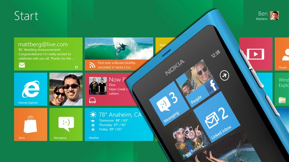 Her er nyhetene i Windows Phone 8