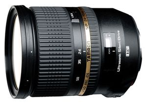 Tamron SP 24-70mm F/2.8 Di VC USD for Canon