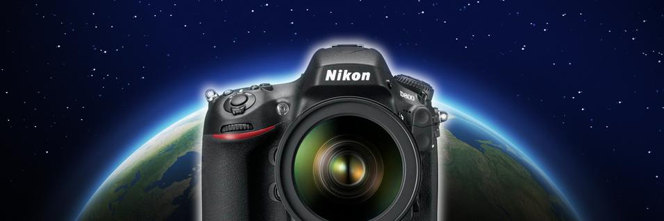 Endelig kom Nikon med D800