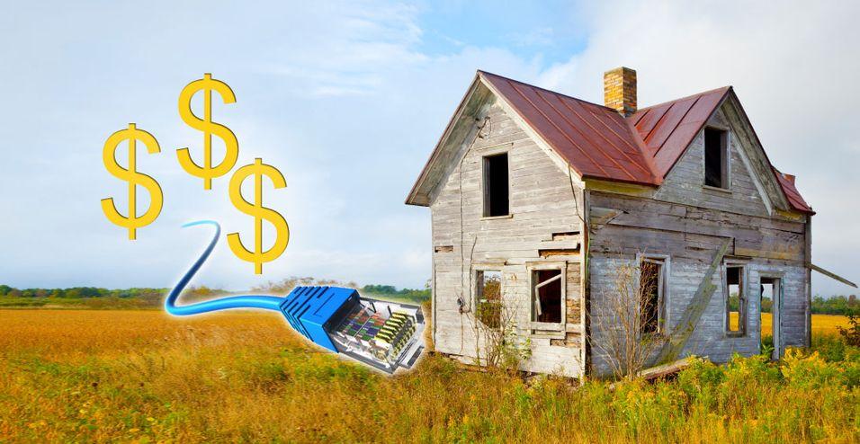 God nettlinje øker boligverdien