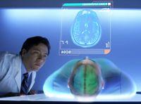 Hjernekirurgen får en lettere oppgave, skal vi tro videoen.