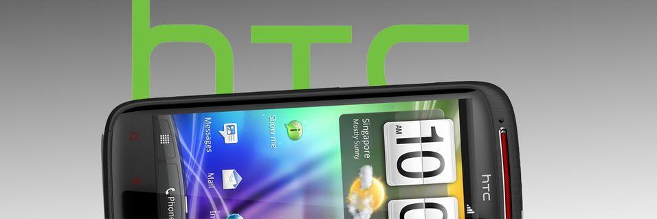 HTC fokuserer på toppmodeller