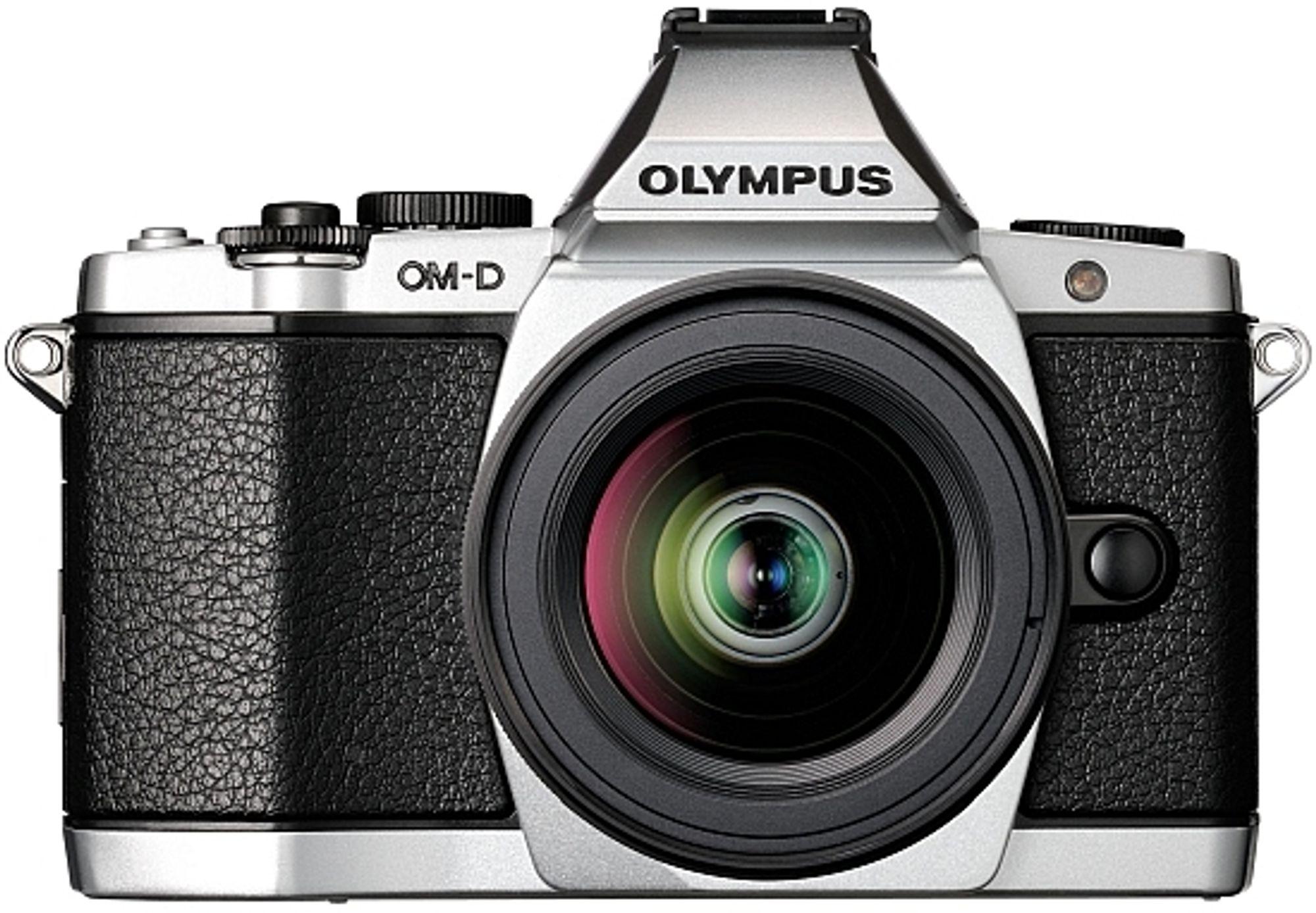 Olympus OM-D E-M5.