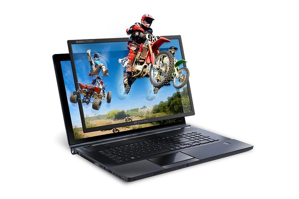 Nå får du billig og brillefri 3D på laptopen