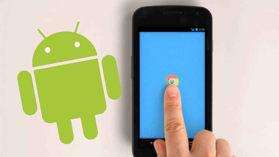 SNIKTITT: Google lanserer Chrome for Android