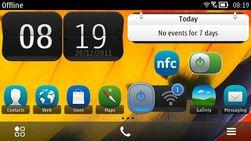 Symbian-brukergrensesnittet har i Nokia Belle fått en ganske kraftig overhaling.