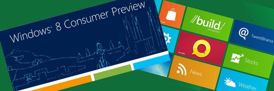 Dato for Windows 8-beta er spikret