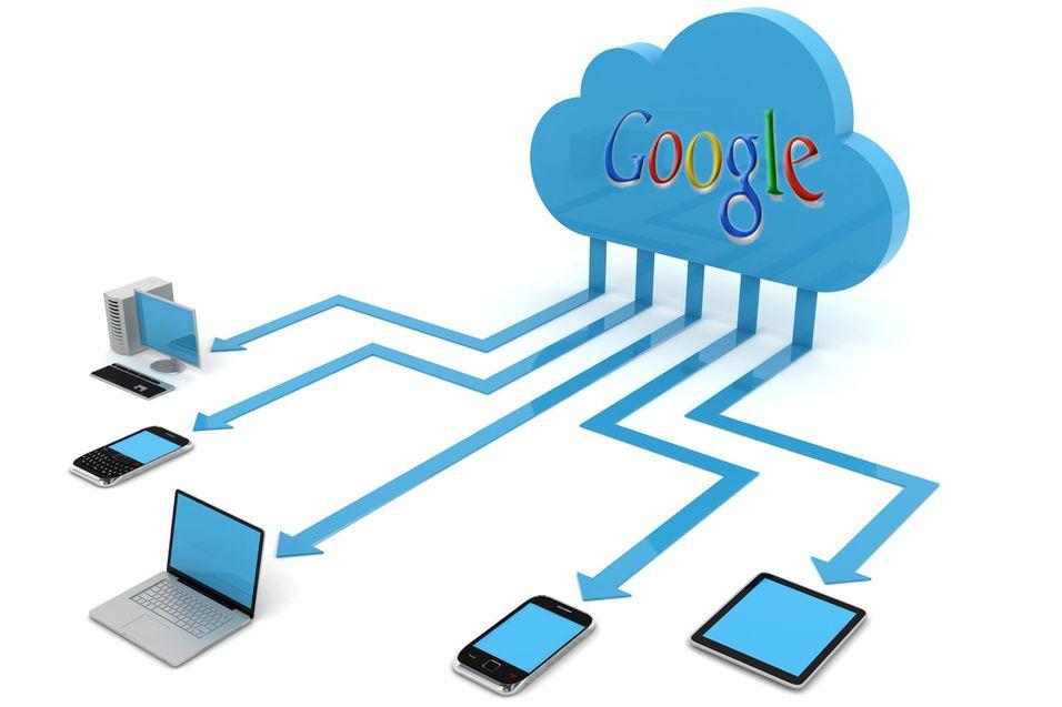 Google går i strupen på Dropbox