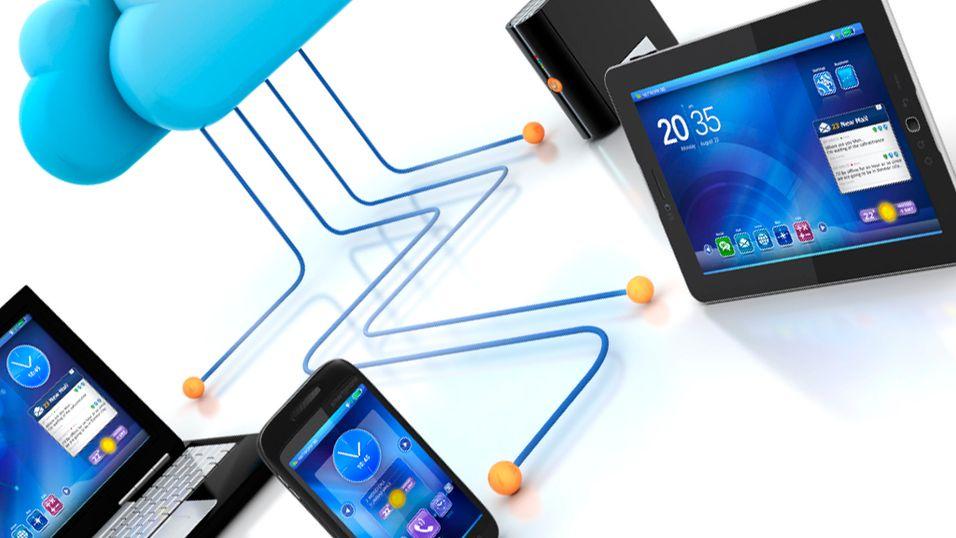 Skal sikre innhold på mobil, nettbrett og pc