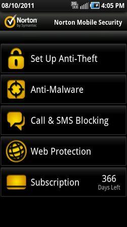 Det fins apper som kan hjelpe deg med sikkerheten.