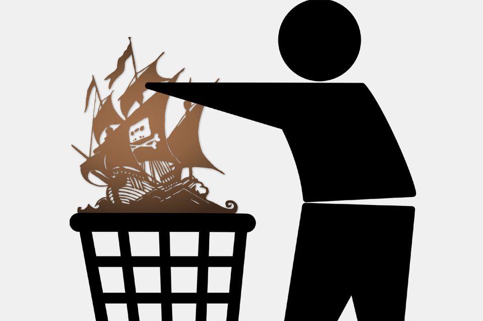 The Pirate Bay sletter nesten alle sine torrent-filer