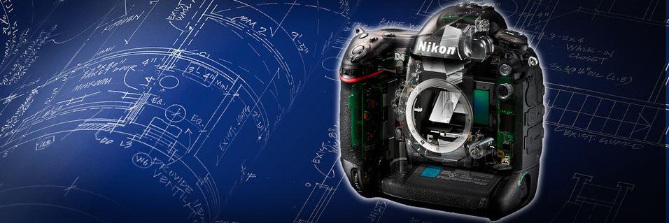 Nikon strammer grepet i USA