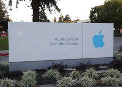 Også Apple fikk sitt oppkjøp av Nortel Networks-patentene. (Foto: Jørgen Elton Nilsen)