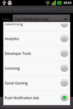 Push Notification Ads havner i