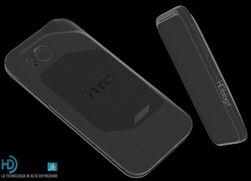 Også dette bildet dukket opp i lekkasjen. Det spekuleres i at det er en oppfølger til HTC Incredible.