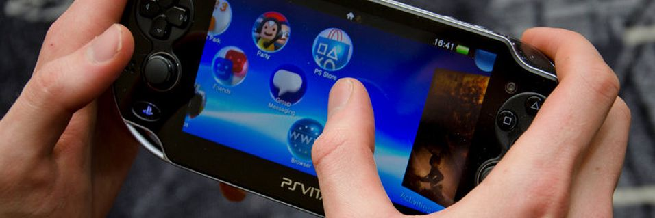 TEST: PlayStation Vita