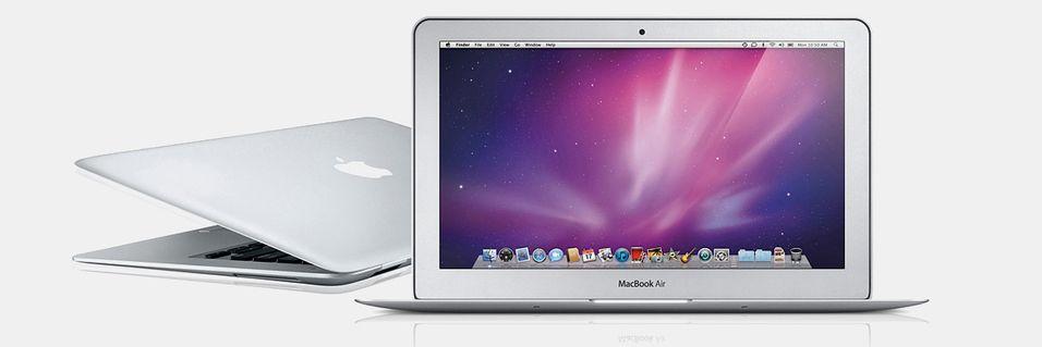 Nå skal alle Apples bærbare likne på Macbook Air.