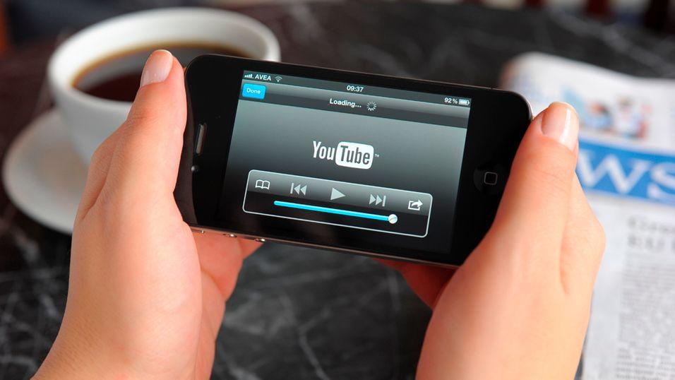 Video på mobilen vil være en av de viktigste årsakene til at den mobile datatrafikken vil stige kraftig de kommende årene. (Foto: iStockPhoto)
