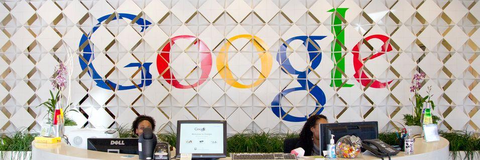 Nå har Google halve Internett-markedet