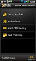 Norton Mobile Security.