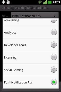 Push Notification Ads havner i
