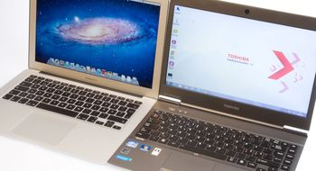 Test: Bærbar Mac vs. PC