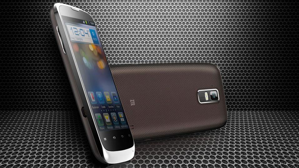Lanserer 4G-mobil med Android 4