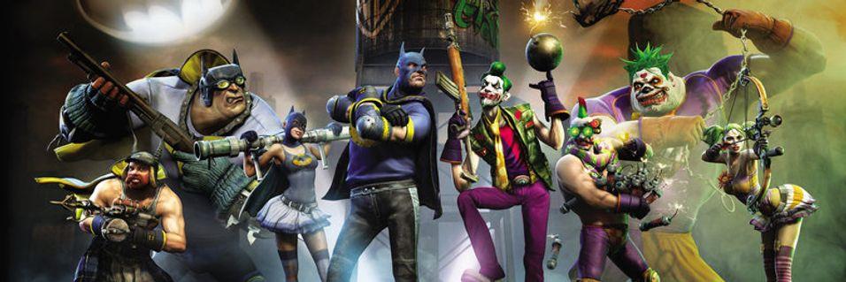 ANMELDELSE: Slipp galskapen løs i Gotham City