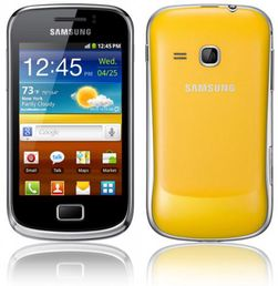 Galaxy Mini 2 er fortsatt en Android-telefon i det rimelige hjørnet.