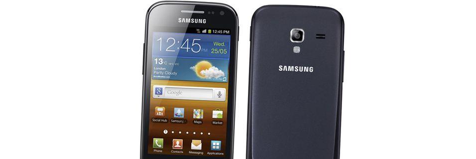 Nye folke-Androider fra Samsung
