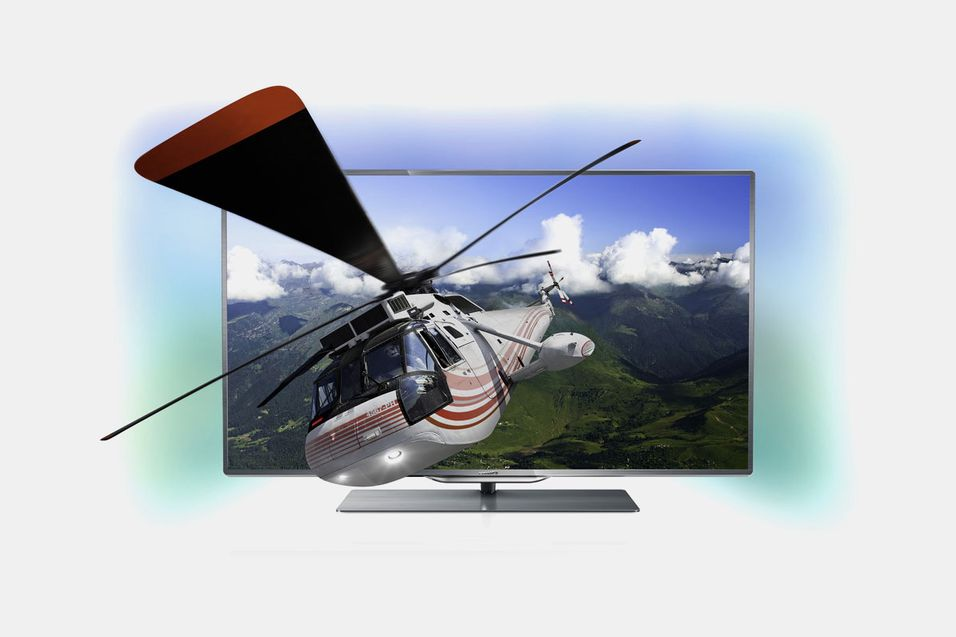 Enda mer TV fra Philips