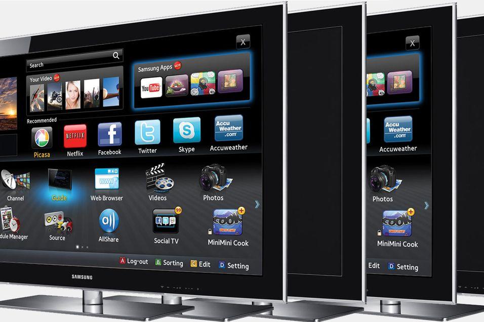 Halvparten av «smarte» TV-er er ikke på nett