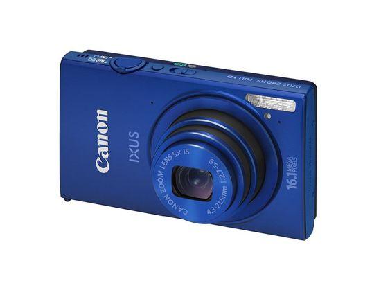 Canon Ixus 240 HS.