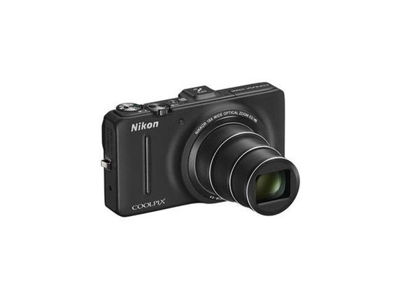 Nikon Coolpix S9300.