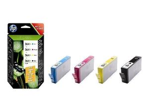 HP 364XL Combo Value Pack