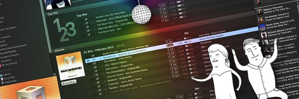 Spotify får mer sømløs musikk