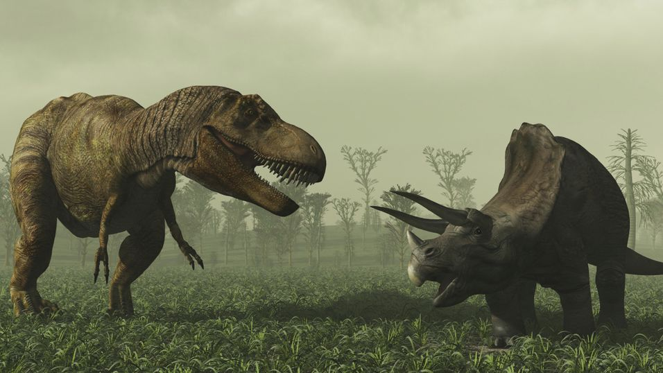 Skal 3D-printe dinosaurer