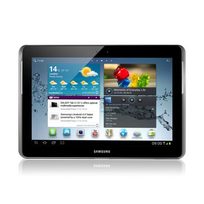 Samsung Galaxy Tab 2 (10.1) 16GB WiFi og 3G