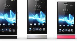 Sonys lanserer