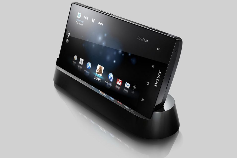 Se smarttelefonen direkte på TV-en